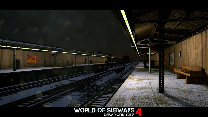 Screenshot 10 - World of Subways 4 – New York Line 7