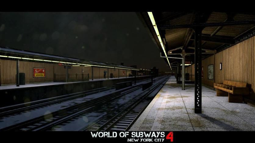 Screenshot 10 - World of Subways 4 – New York Line 7