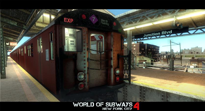 Screenshot 2 - World of Subways 4 – New York Line 7