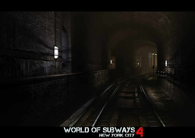 Screenshot 6 - World of Subways 4 – New York Line 7