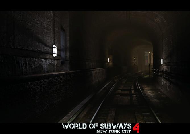 Screenshot 6 - World of Subways 4 – New York Line 7