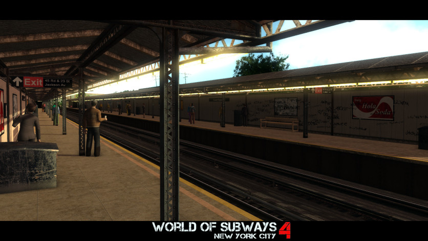 Screenshot 18 - World of Subways 4 – New York Line 7
