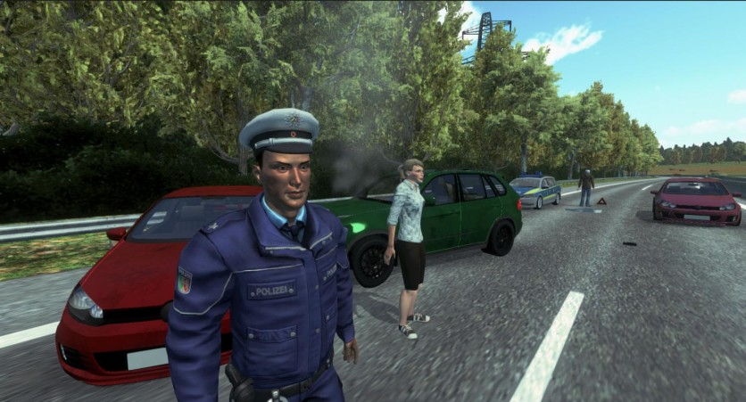 Screenshot 13 - Autobahn Police Simulator