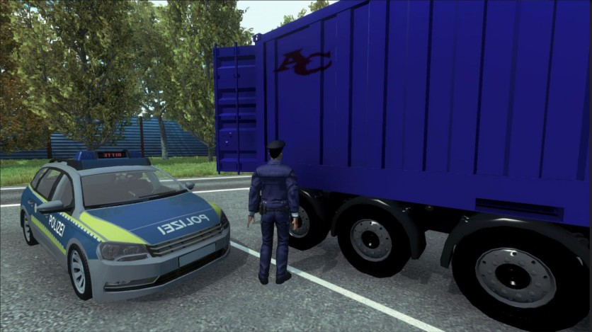 Screenshot 2 - Autobahn Police Simulator