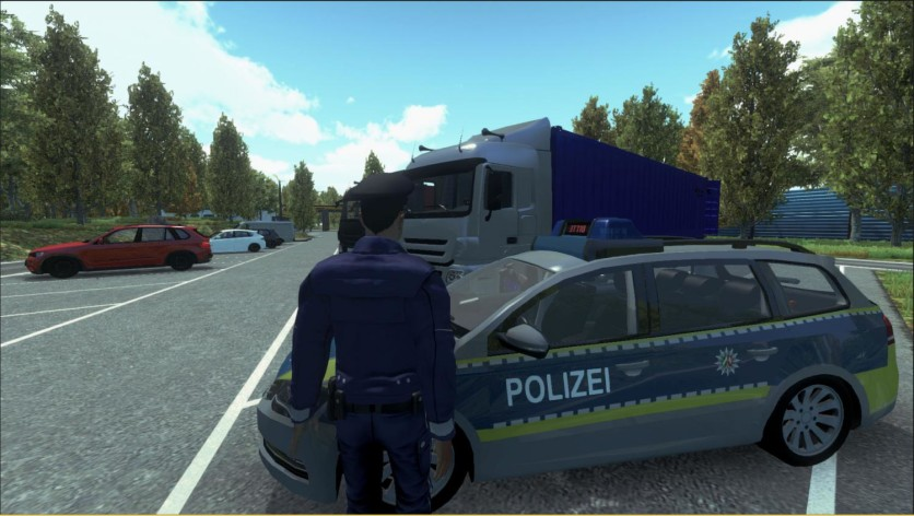 Screenshot 5 - Autobahn Police Simulator