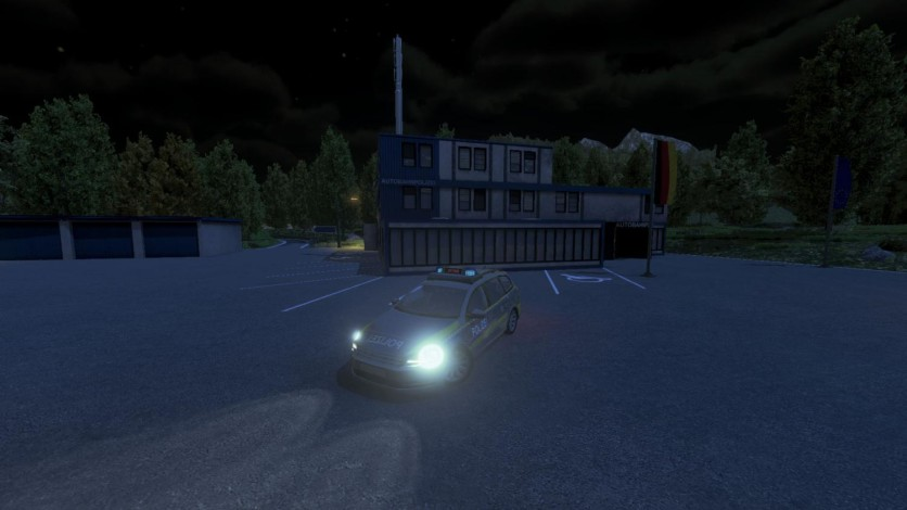 Screenshot 11 - Autobahn Police Simulator
