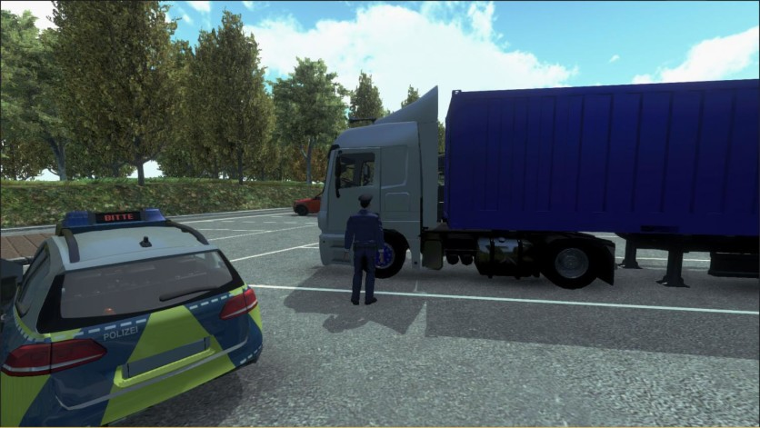 Screenshot 3 - Autobahn Police Simulator