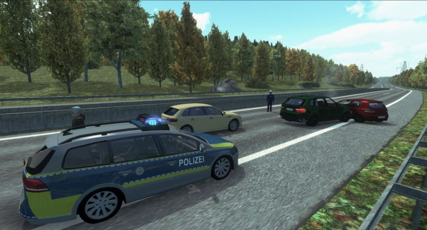 Screenshot 14 - Autobahn Police Simulator