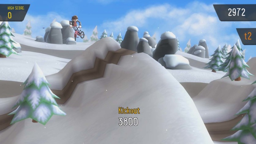 Screenshot 3 - Pumped BMX +