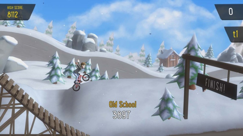 Screenshot 7 - Pumped BMX +