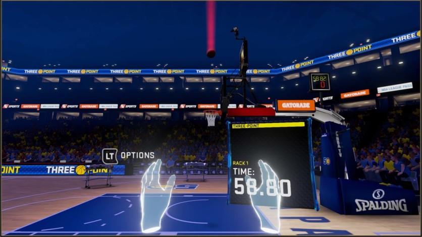Screenshot 5 - NBA 2KVR Experience