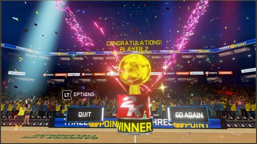 Screenshot 4 - NBA 2KVR Experience