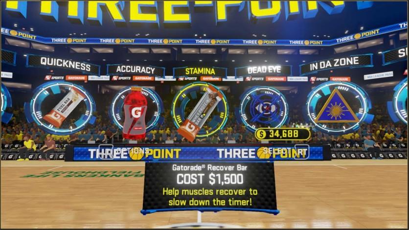 Screenshot 2 - NBA 2KVR Experience