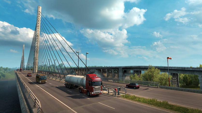 Screenshot 9 - Euro Truck Simulator 2 - Vive la France