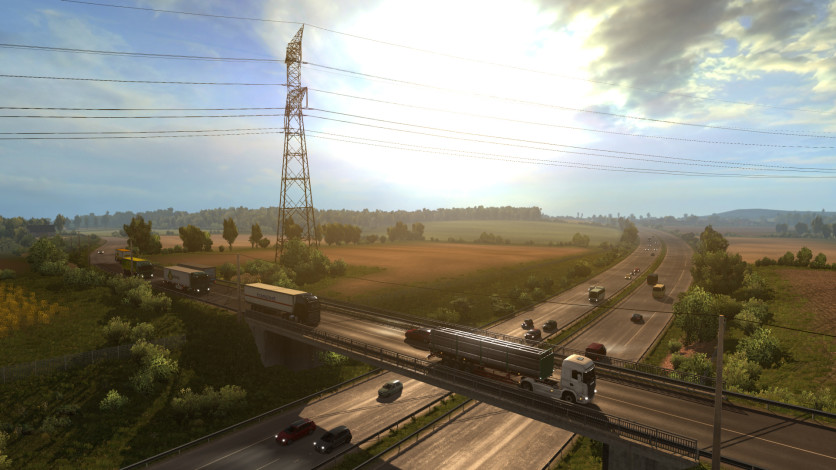 Screenshot 10 - Euro Truck Simulator 2 - Vive la France