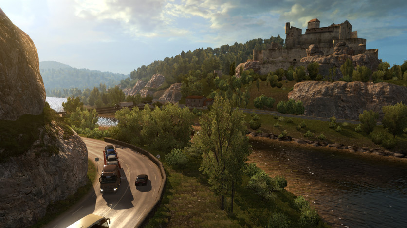 Screenshot 14 - Euro Truck Simulator 2 - Vive la France