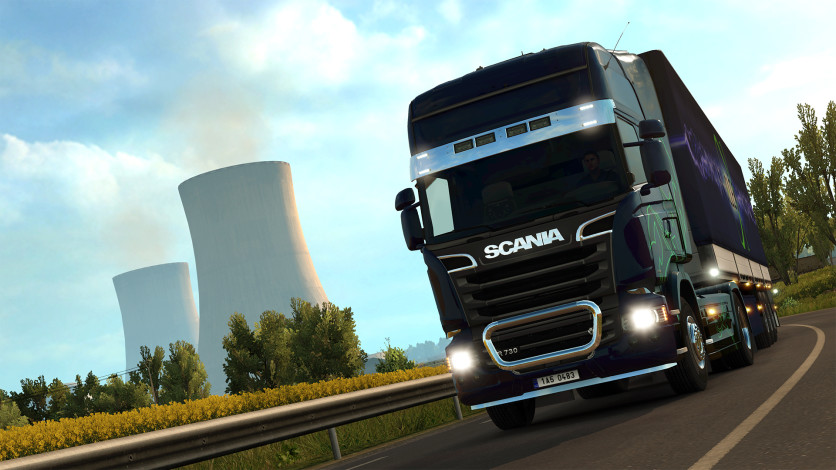 Screenshot 18 - Euro Truck Simulator 2 - Vive la France