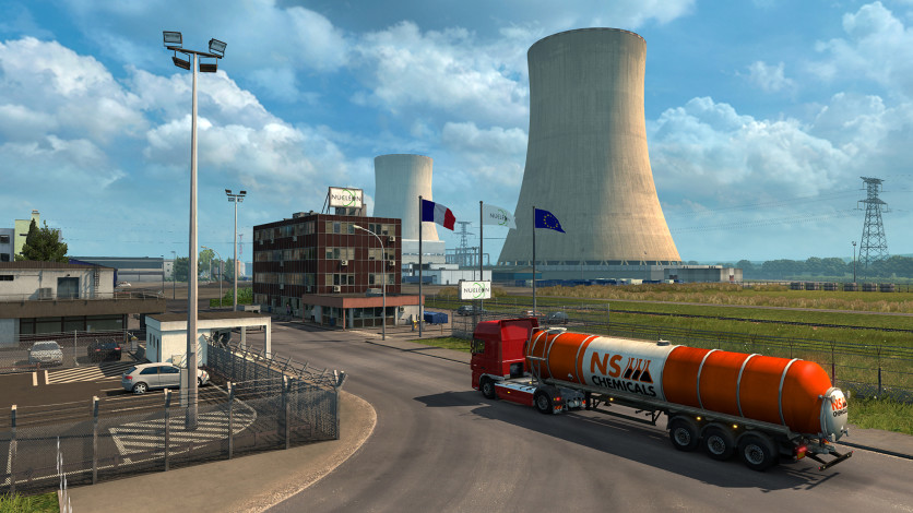 Screenshot 3 - Euro Truck Simulator 2 - Vive la France