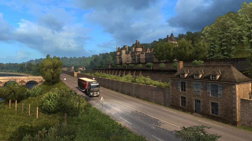 Screenshot 8 - Euro Truck Simulator 2 - Vive la France