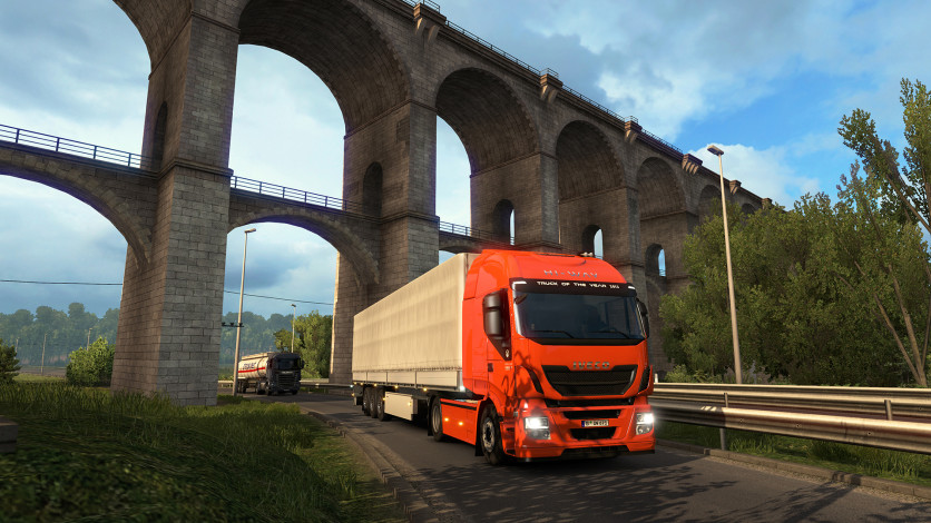 Screenshot 2 - Euro Truck Simulator 2 - Vive la France