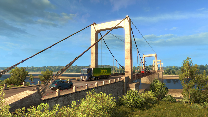 Screenshot 4 - Euro Truck Simulator 2 - Vive la France