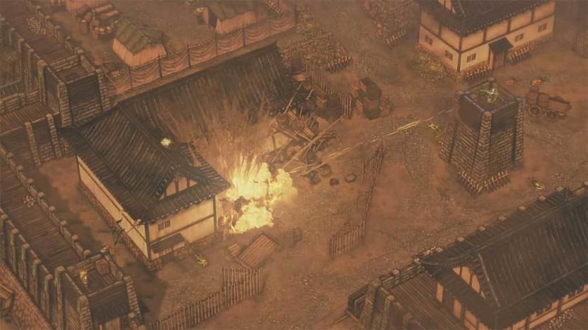 Screenshot 2 - Shadow Tactics: Blades of the Shogun