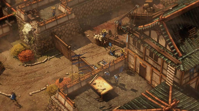 Screenshot 7 - Shadow Tactics: Blades of the Shogun