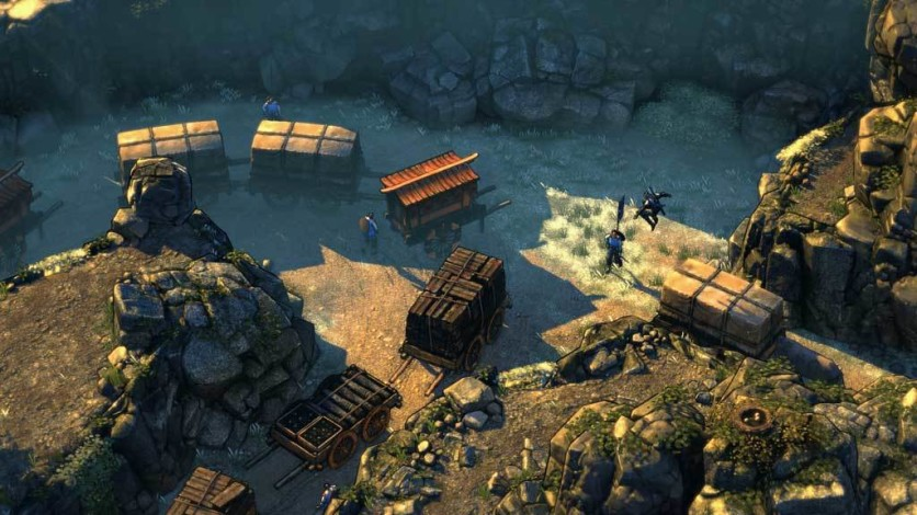 Screenshot 4 - Shadow Tactics: Blades of the Shogun