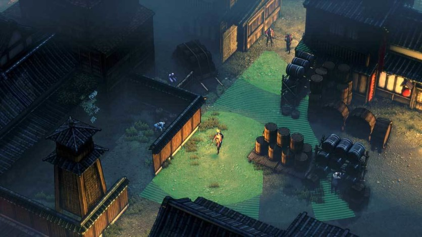 Screenshot 6 - Shadow Tactics: Blades of the Shogun
