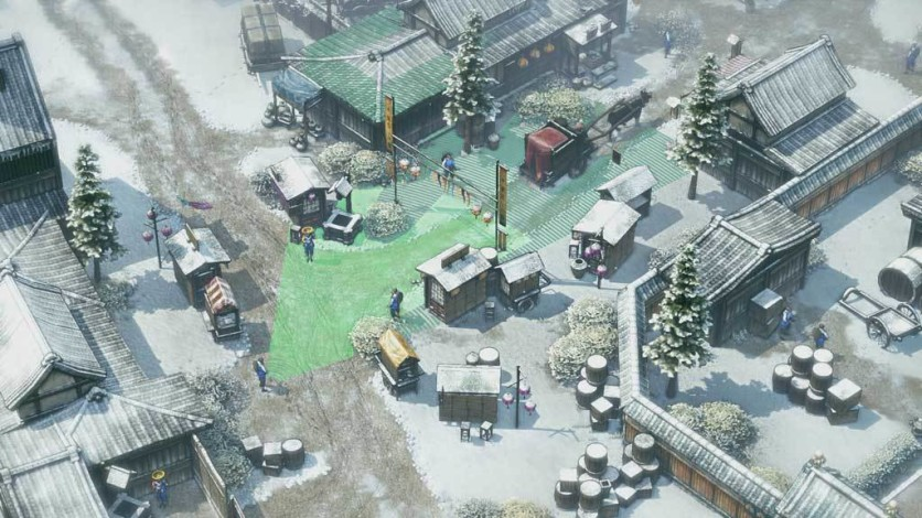 Screenshot 2 - Shadow Tactics: Blades of the Shogun