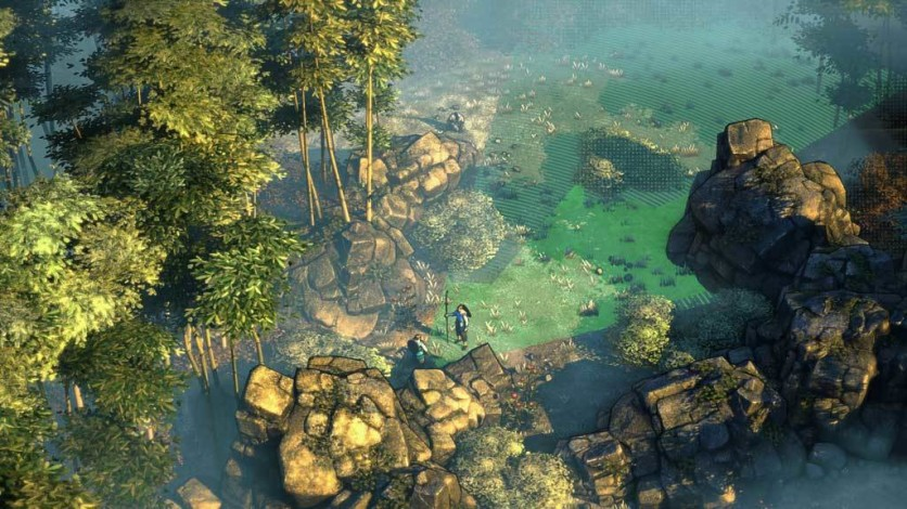 Screenshot 8 - Shadow Tactics: Blades of the Shogun