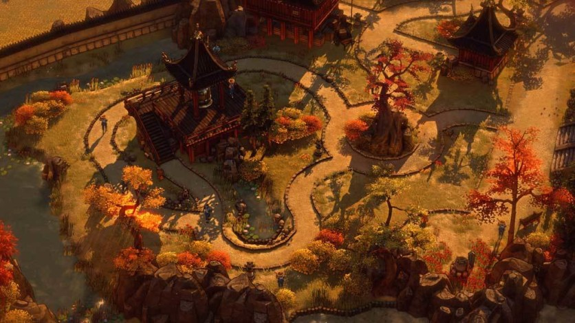 Screenshot 11 - Shadow Tactics: Blades of the Shogun