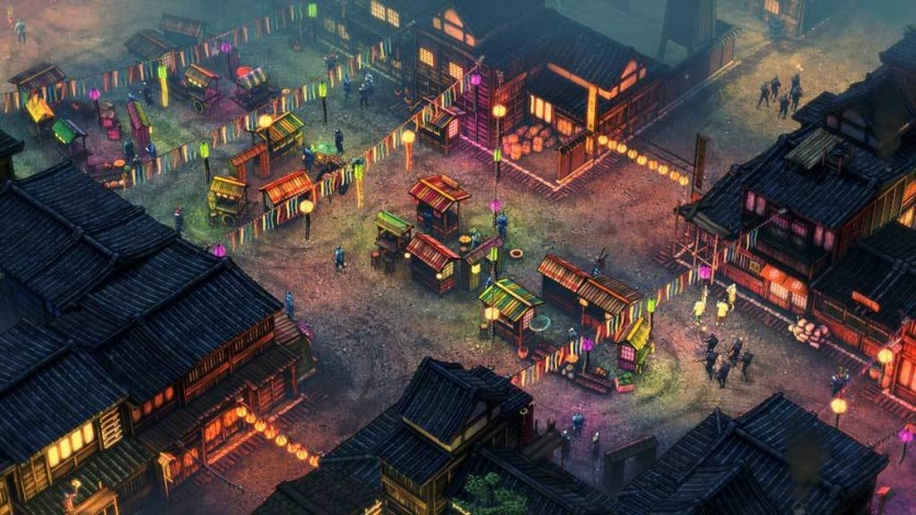 Screenshot 5 - Shadow Tactics: Blades of the Shogun