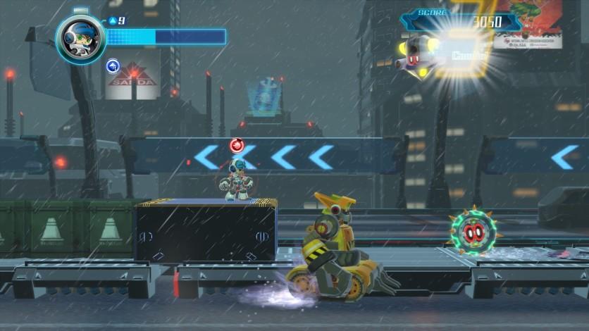 Screenshot 3 - Mighty No. 9 - Retro Hero