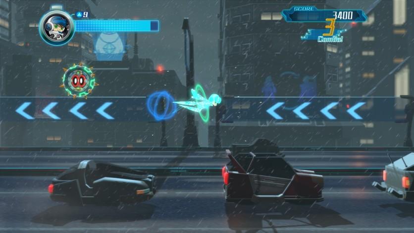 Screenshot 4 - Mighty No. 9 - Retro Hero
