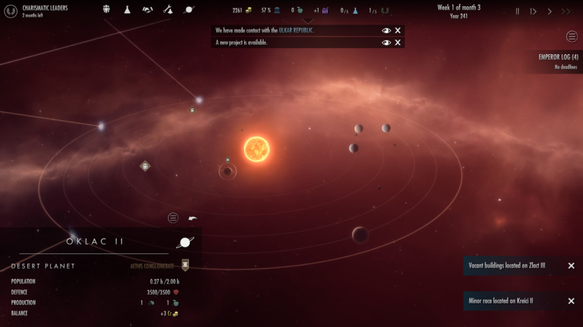 Screenshot 2 - Dawn of Andromeda