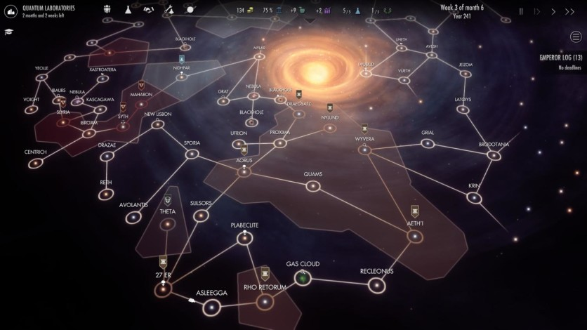 Screenshot 4 - Dawn of Andromeda