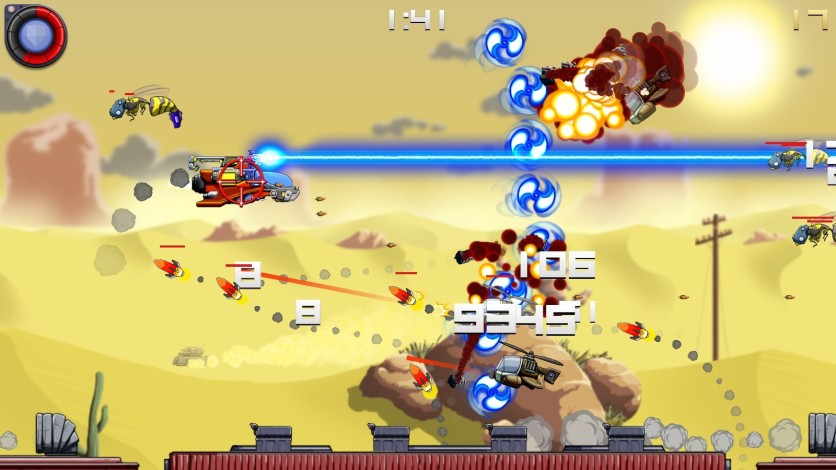 Screenshot 5 - Reign of Bullets