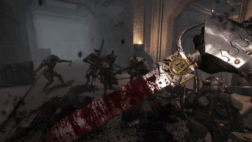 Screenshot 10 - Warhammer: End Times - Vermintide Karak Azgaraz