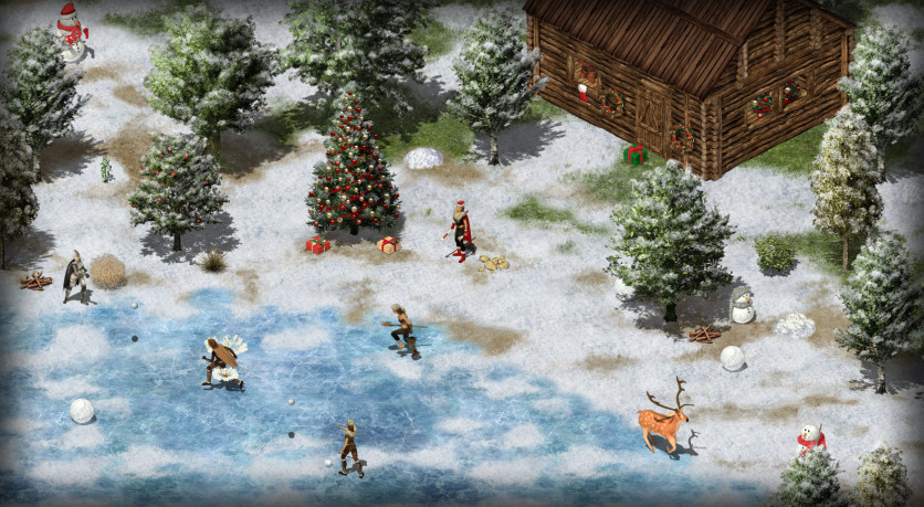 Screenshot 2 - Wild Terra Online - Gold 5000