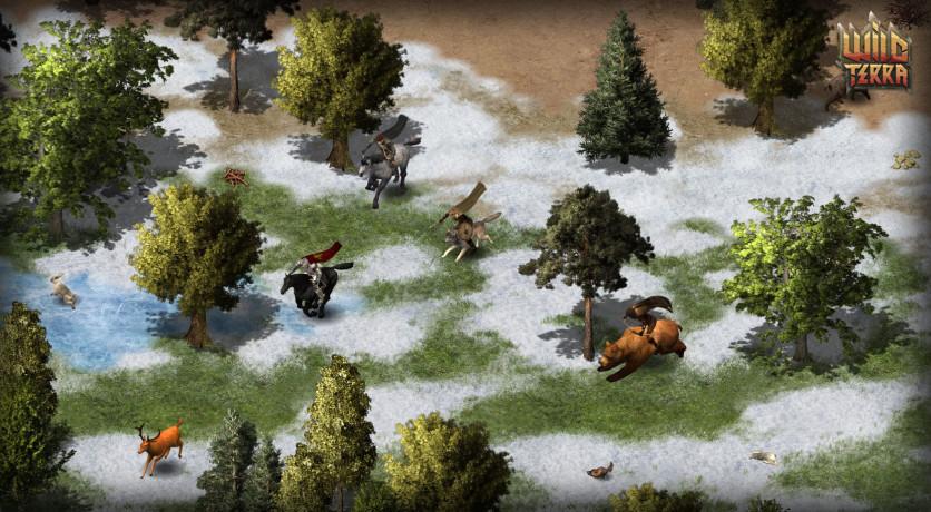Screenshot 5 - Wild Terra Online - Gold 5000