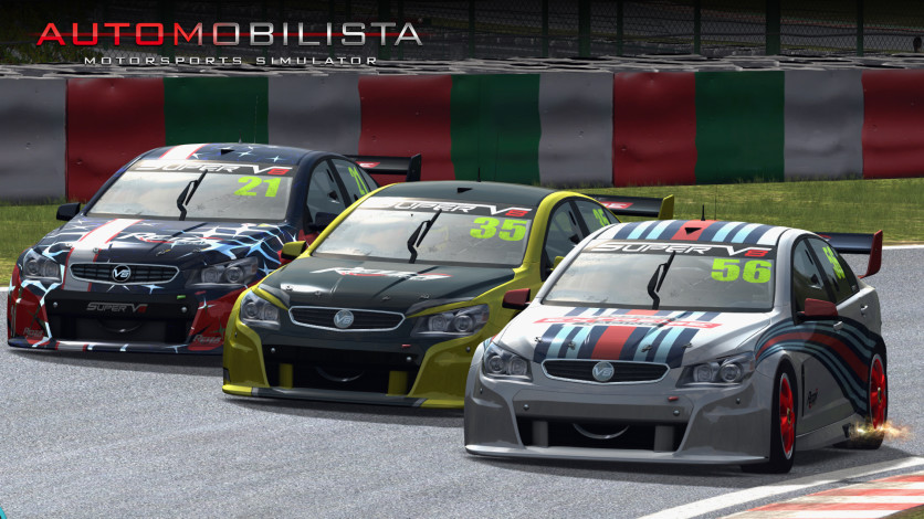 Screenshot 11 - Automobilista