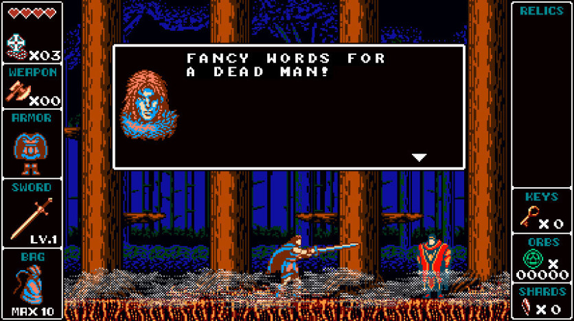 Screenshot 14 - Odallus: The Dark Call