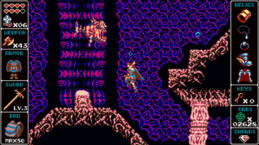 Screenshot 4 - Odallus: The Dark Call