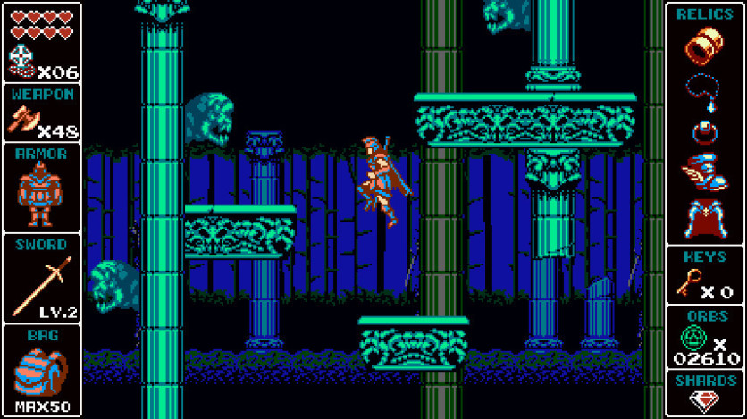 Screenshot 7 - Odallus: The Dark Call