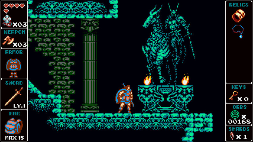 Screenshot 17 - Odallus: The Dark Call