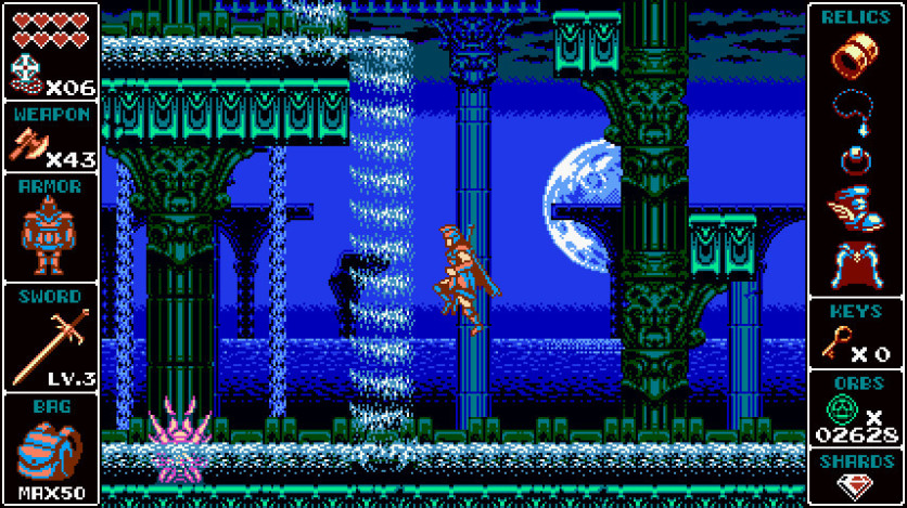 Screenshot 3 - Odallus: The Dark Call