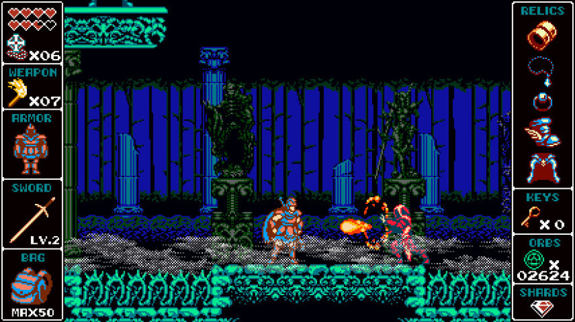 Screenshot 10 - Odallus: The Dark Call