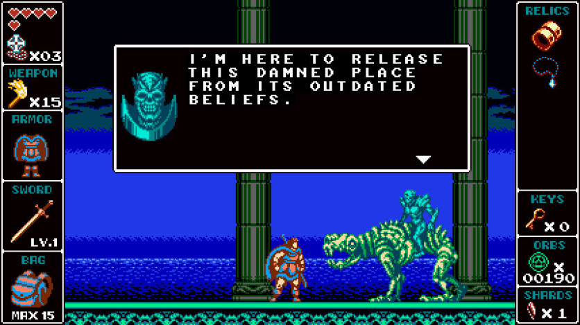 Screenshot 6 - Odallus: The Dark Call