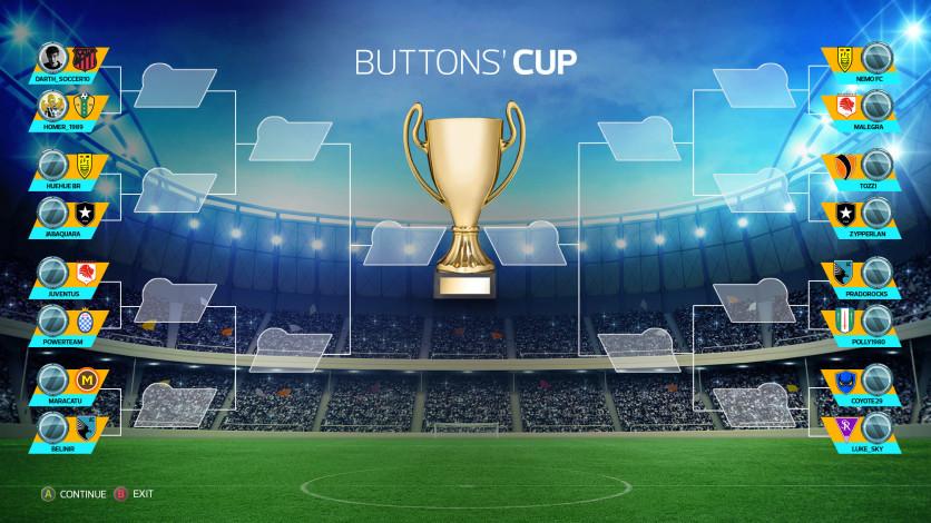 Screenshot 3 - Super Button Soccer